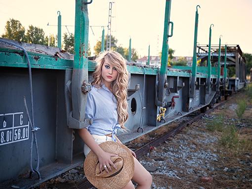 BOOK DE FOTOS PROFESIONAL: Laura