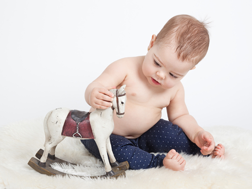 ESTUDIO DE FOTOGRAFIA INFANTIL EN MADRID : El book de bebe de Gabriela