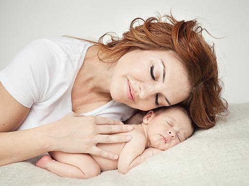 Fotografia de embarazadas y recien nacidos Madrid