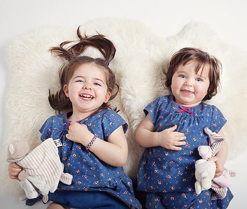 ESPECIALIZADOS EN FOTOGRAFIA INFANTIL : SARA Y PAULA