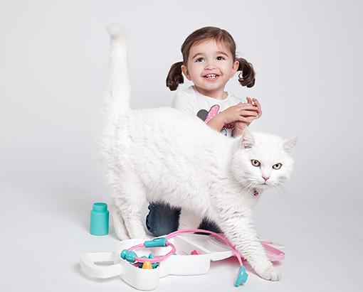 Fotos de niños. Estudio de fotografia infantil