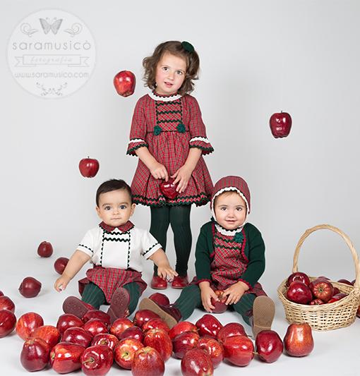 Fotografia de bebes : Catalogo ropa infantil 01