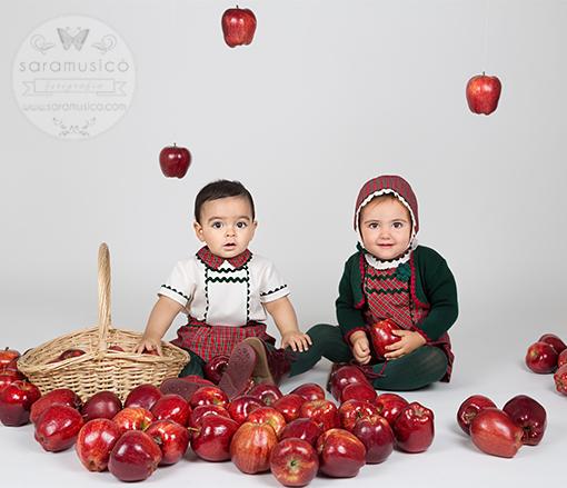 Fotografia de bebes : Catalogo ropa infantil 04