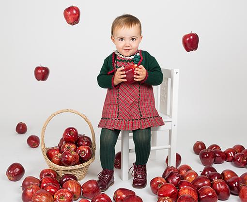 Fotografia de bebes : catálogo de ropa infantil Piccolettas