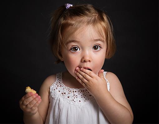 FOTOGRAFIA DE NIÑOS EN MADRID - Sara