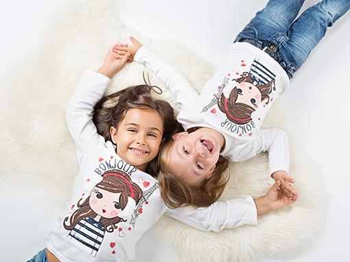 Book de fotos de fotografia infantil y familiar :  CARLA Y NURIA