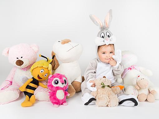 BOOK FOTOGRAFIA INFANTIL - CALENDARIO PERSONALIZADO : LOLA