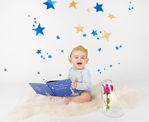 BOOK DE FOTOS PARA BEBES : LA SESION INFANTIL DE HUGO