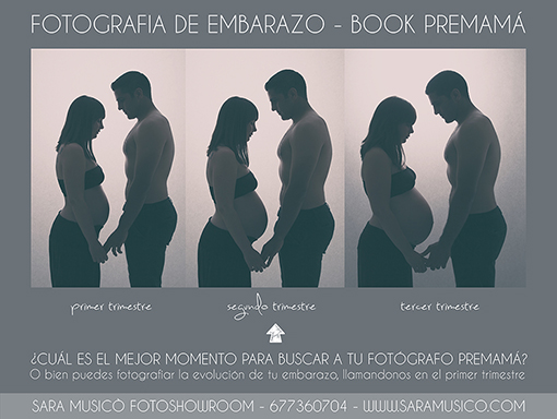 BOOK FOTOS SEGUIMIENTO DE EMBARAZO