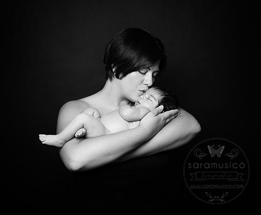 Book de fotos bebé, niños y familia - Madrid010015bn