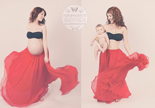 Fotografo infantil y de bebes : Inés