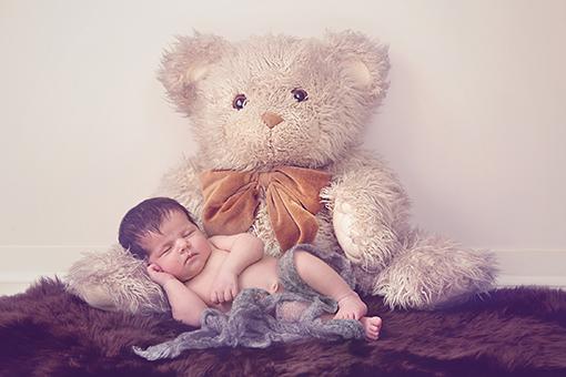 ESTUDIO DE FOTOGRAFIA INFANTIL MADRID: EL REGALO IDEAL: FOTOGRAFIA DE RECIEN NACIDOS: MARIA