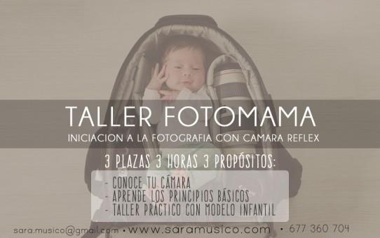 TALLER FOTOMAMA
