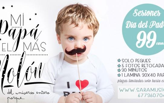 FOTOGRAFÍA INFANTIL - EL MEJOR REGALO PARA EL DÍA DEL PADRE