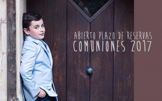 CAMPAÑA COMUNIONES 2017 - BOOK DE COMUNION EN MADRID