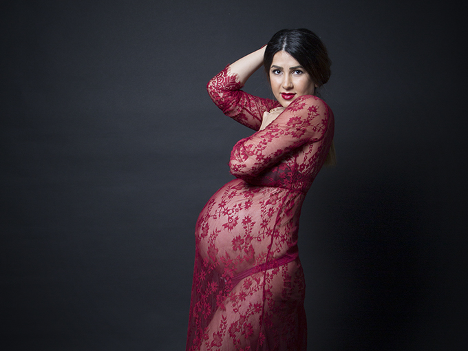 Vestido Para Sesion De Fotos Embarazada Fotografo De Bodas