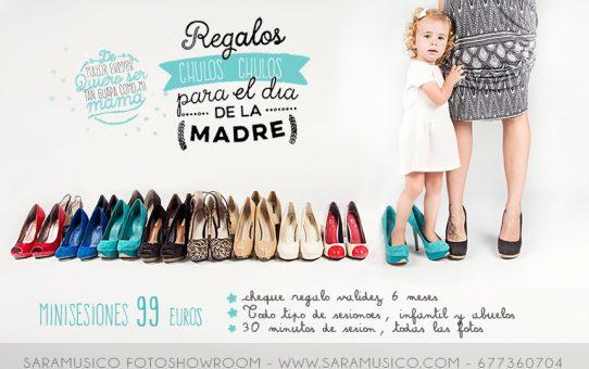 REGALOS PARA MADRES : SESIONES DE FOTOS ESPECIALES : DETALLES QUE SORPRENDEN