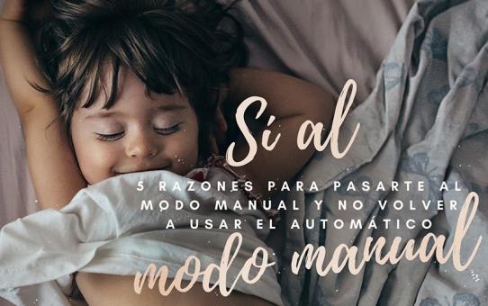 RAZONES PARA PASARTE AL MODO MANUAL Y NO VOLVER A USAR EL AUTOMÁTICO