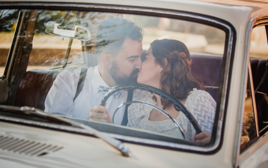 FOTOGRAFO DE BODAS EN VILLALBA: LAURA & ALBERTO