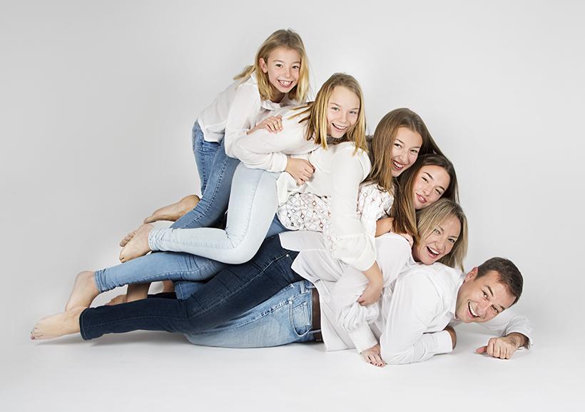 SESION FAMILIAR EN MADRID