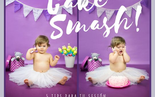 5 TIPS SESION FOTOS SMASH CAKE