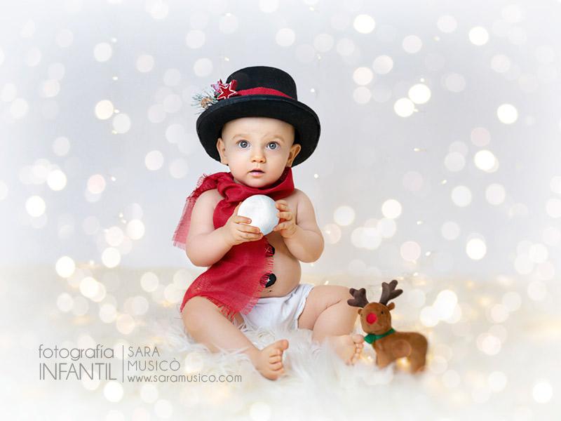 Book de fotos de Navidad
