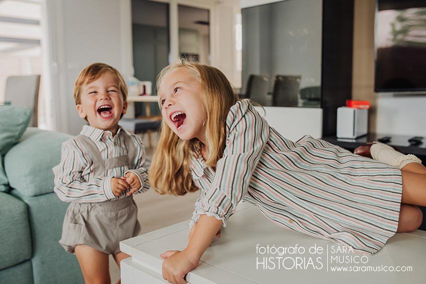 Fotografos de Bautizo Madrid
